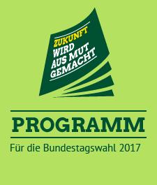 Programm Bundestagswahl 2017