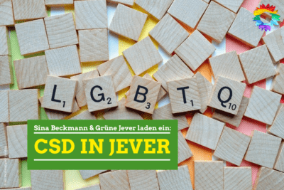 Einladung CSD in Jever