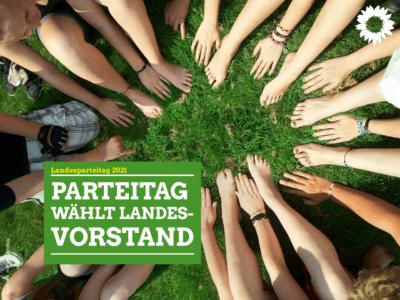 Pressemitteilung Landesparteitag 2021