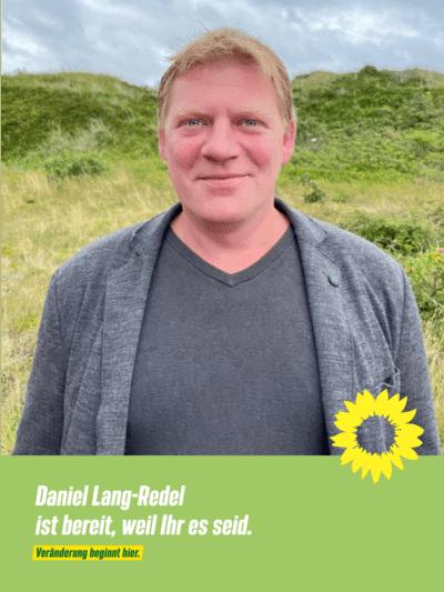 OV Langeoog: Daniel Lang-Redel