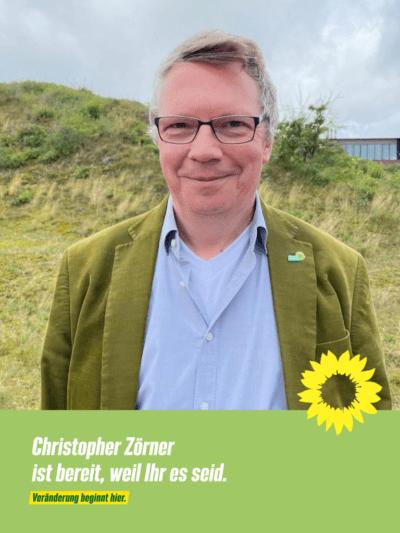 OV Langeoog: Christopher Zörner
