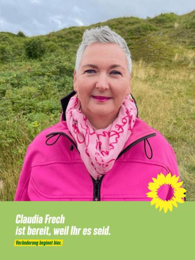 OV Langeoog: Claudia Frech