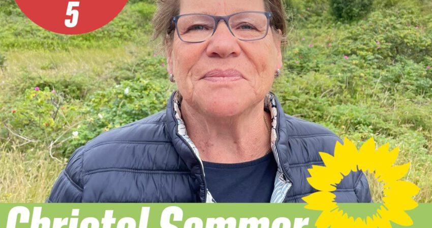 Listenplatz 5 OV Langeoog: Christel Sommer