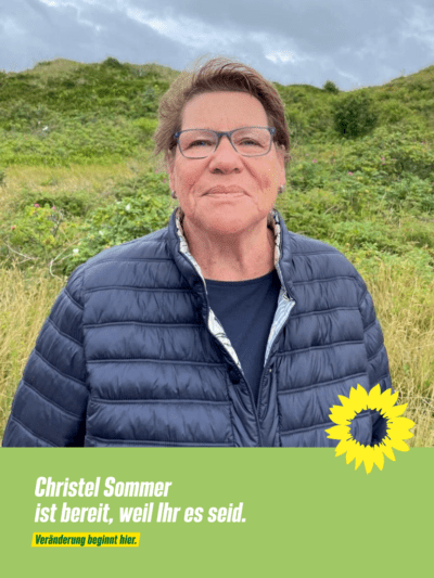 OV Langeoog: Christel Sommer