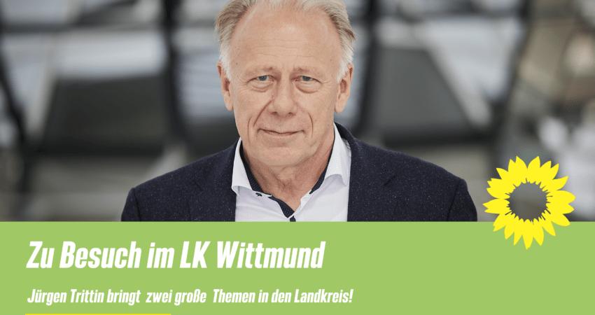Jürgen Trittin im Lk WTM