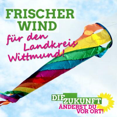 Frischer Wind für den Landkreis Wittmund